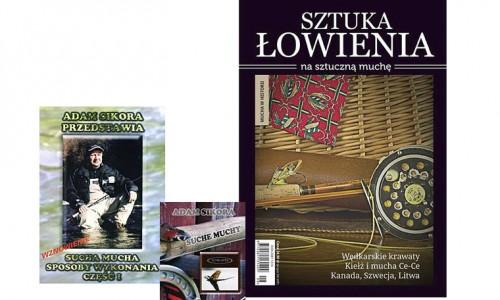 Książki, prasa, DVD